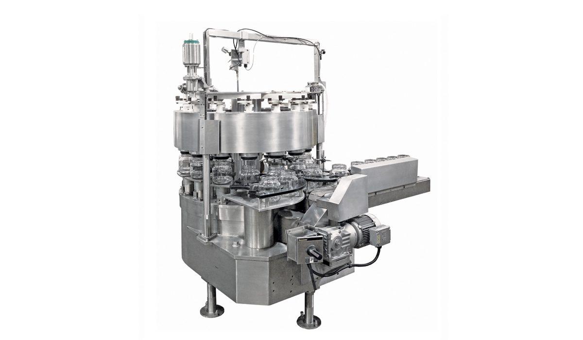 Elmar® Vacuum Syrupers