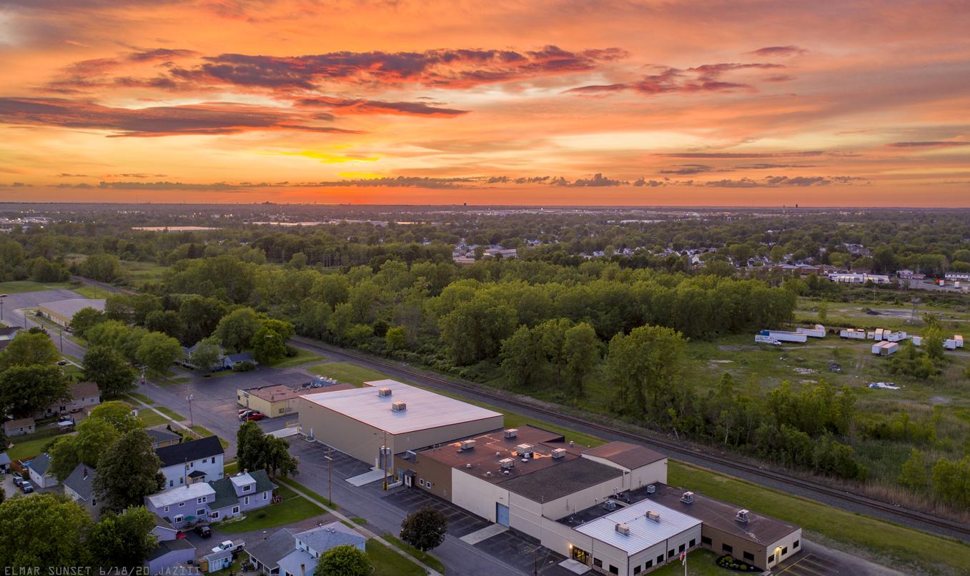 Elmar Facility Overhead View